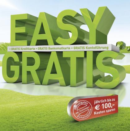 easybank Kampagne